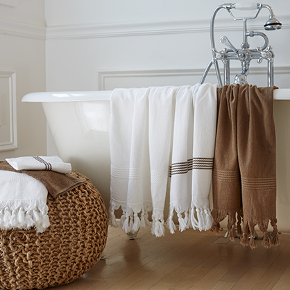 eco-friendly bath towels